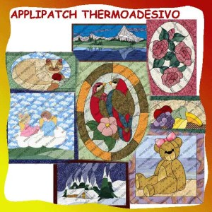 applipatch thermoadesivo