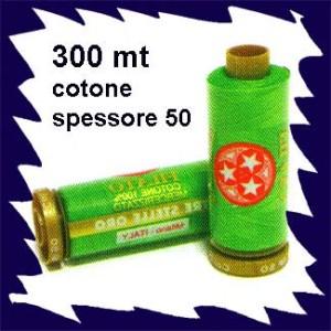cotone t50 300mt Tre Stelle