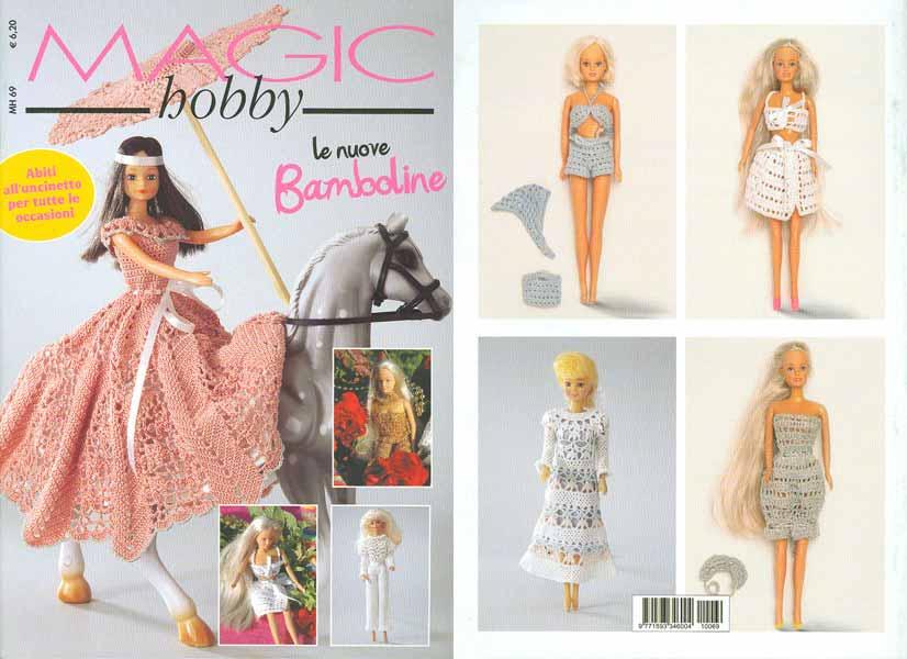 Barbie Un Elegante Guardaroba Per I Vestiti Alluncinetto Delle