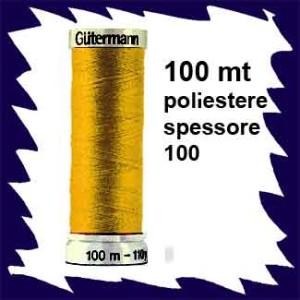 poliestere t100 100mt Gutermann