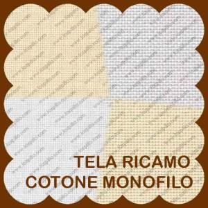 tele ricamo cotone